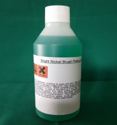 Bright Nickel Brush Electrolyte