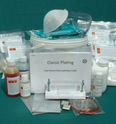 Zinc Nickel Plating Kit Std