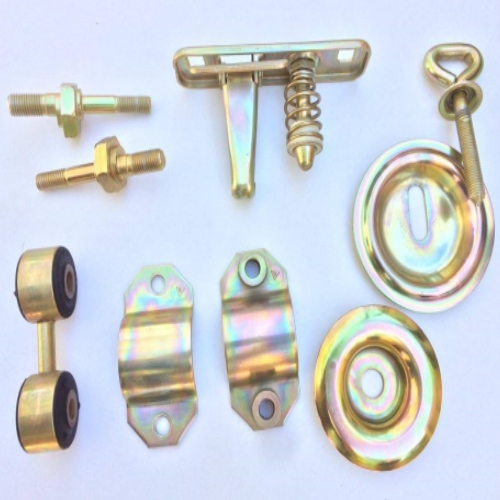 Zinc Plated items